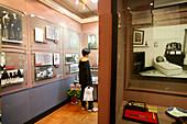 Sun Yat Sen, residence ,Revolutionär, ehemaliges Wohnhaus, former residence, museum, exhibition, Ausstellung