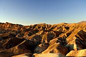 Zabriskie Point, Death Valley National Park, Kalifornien, USA