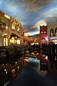 Shopping Center in Aladin, Las Vegas, Nevada, USA