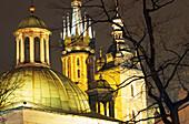 Church of Virgin Mary in Cracow, Poland