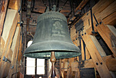 Zygmunt (Sigismund) bell in Wawel cathedral, Cracow, Poland