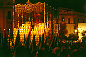 Virgin Mary Procession,Semana Santa,Holy Week,Sevilla,Andalusia,Spain