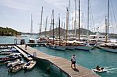 Antigua Yacht Club Marina,Falmouth Harbour, Antigua
