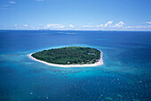Aerial Photo of Bounty Island,Mamanuca Islands, Fiji