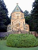 Little chapel, Starnberger See, Bavaria, Germany