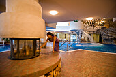 Wellness Bereich, Ferienart Hotel, 5Sterne, Saas-Fee, Wallis, Switzerland