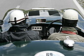 Silvretta Classic Rallye Montafon, 08.07.2004, Silvretta Alpine Road, Jaguar C-Type, 215PS, Bj1952
