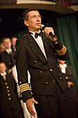 MS Europa Captain Friedrich Jan Akkermann, Arabian Sea
