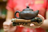 Chinese Tea Ceremony,Chongqing, China