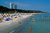 Timmendorf Beach, Luebeck Bay, Baltic Sea, Germany