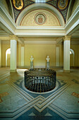 Crypt of Goethe and Schiller, Prince's Crypt, Weimar, Thuringia, Germany