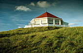 Cafe Marienhohe, island Norderney, East Friesland, Lower Saxony, Germany