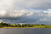 Late Afternoon Light on Garadice Lough, Near Ballinamore, County Leitrim, Ireland