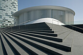 Luxembourg city, Kirchberg, Philharmonie, Luxembourg, Europe