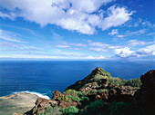 Panoramic route near Anden Verde, West Coast, Gran Canaria, Canary Islands, Spain