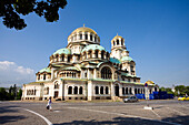 Saint Alexander Nevski Cathedral, Sofia, Bulgaria