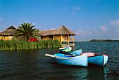 Lagoon suites on the waters edge, Hotelito Desconocido south of Puerto de Vallarta, Mexico