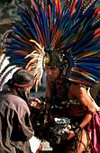Fest zur Tag und Nach-gleiche, 22.03., Teotihuacan, Mexiko