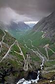 Trollstigen Road, Moere og Romsdal, Norway