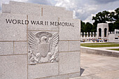 National World War II Memorial, Washington DC, United States, USA