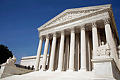 US Supreme Court Building, Washington DC, United States, USA