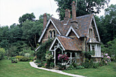 Quaint Cottage, Near Ansty, Wiltshire, England