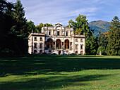 Villa Mansi, Segromigno, near Lucca, Tuscany, Italy