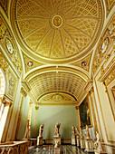 Niobe hall, galleria degli Uffizi, Uffizi, Florenz, Toskana, Italy