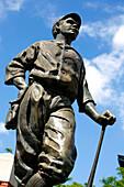 Babe Ruth, Camden Yards, Baltimore, Maryland, United States