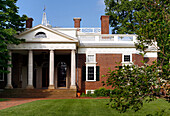 Thomas Jefferson's home, Monticello, Virginia, United States (USA)