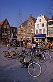 Goes, Grote Markt, Zeeland, Netherlands, Europe