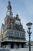 Alkmaar, Waaggebouw, Netherlands, Europe