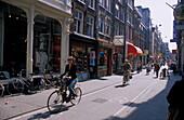 Oude Hoogestraat, Amsterdam, Netherlands, Europe