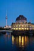 WBo Museum, Museumsinsel, World Cultural Heritage, Mitte, Berlin