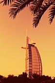 Dubai Jumeirah beach, Burj al Arab