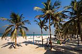 Dubai Jumeirah beach park