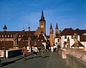 Oldtown, Maintal, Wuerzburg, Franken, Germany
