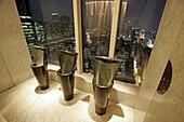 Toilet of Peninsula Hotel, Hong Kong, China