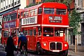 Doubledecker, Oxford Street, London