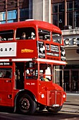 Doubledecker, Oxford Street, London