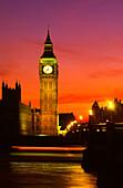 Big Ben, House of Parlaiment, London, England