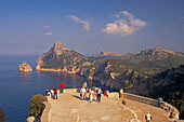 Mallorca, Cap Formentor, view point
