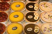 Paris France Place  la Maleine Fauchon gourmet shop partisserie
