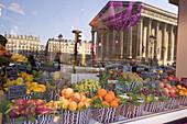 Paris France Place  la Maleine Fauchon gourmet shop