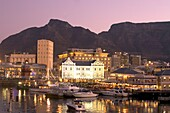 Waterfront, Table Mountain, Capetown, South Africa