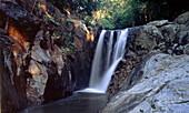 Thailand Ko Samui Hin Lad waterfall
