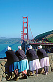 California San Francisco goln gate bridge