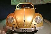 Germany, Wolfsburg, car city of Volkswagen AG, Museum