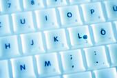 Keyboard,Appel,@ sign
