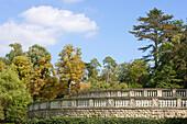 Park of the Mondorf les Bains spa, Luxemburg